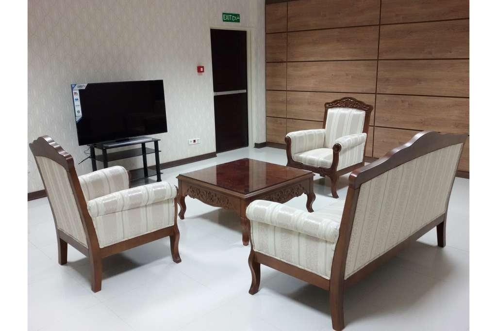 اتاق انتظار مهمانان هیات مدیره و مدیرعامل