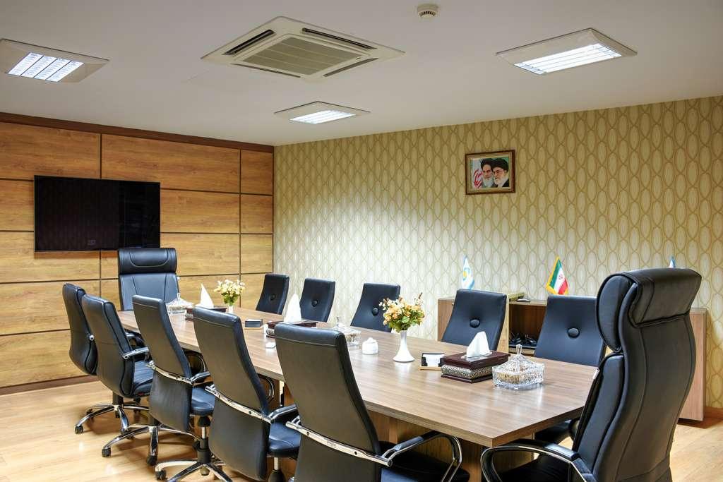 اتاق جلسات هیات مدیره