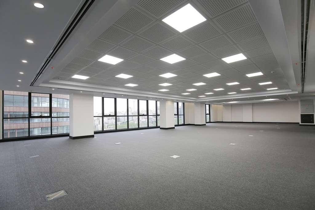 تصویری از فضای داخلی واحدها